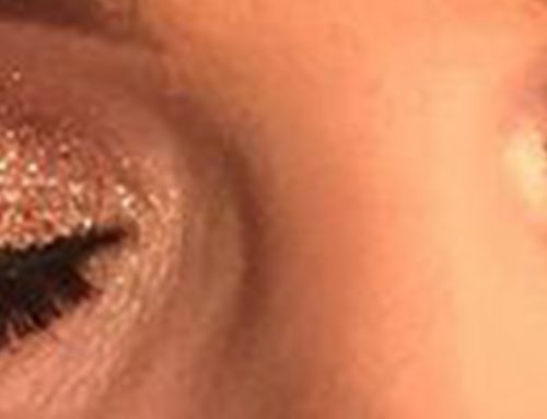 Seven Tips on How to Apply Glitter Eye Makeup